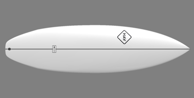 imperator surfboard