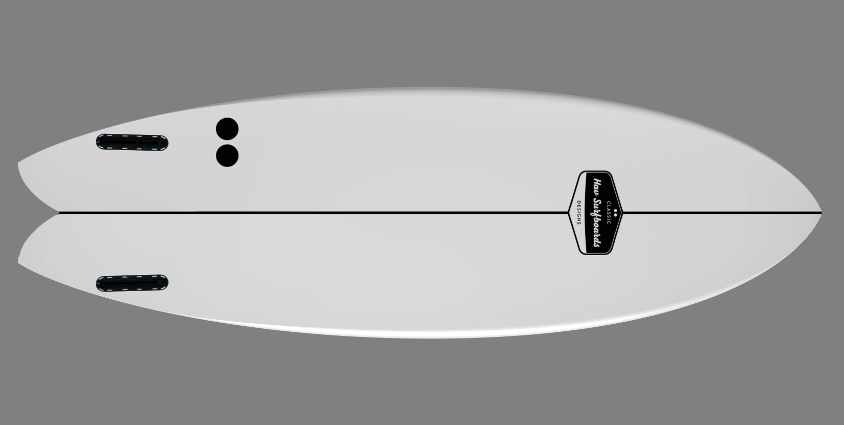 Single Fin bottom